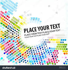 abstract mosaic background eps10 vector illustration stock vector