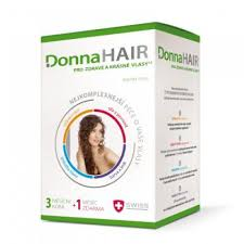 donna hair donna hair 4měsíční kúra 90 30 tobolek lékárna cz