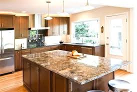 open kitchen plans with island open kitchen floor plans hicro club