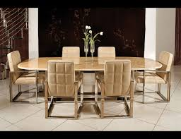 kitchen table italian dining table and chairs high end modern