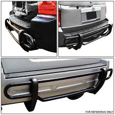 honda odyssey rear bumper 10 honda odyssey stainless steel bar rear bumper protector