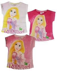 Tende Principesse Disney by Bimba Manica Corta Rapunzel T Shirt Principesse Disney