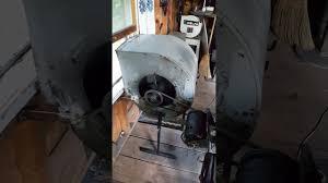 exhaust fan for welding shop shop welding exhaust fan youtube