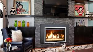 fireplace view gas fireplace insert with blower popular home