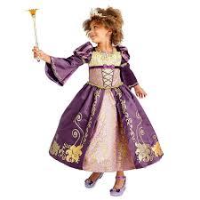 rapunzel deluxe costume for kids shopdisney