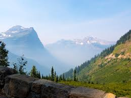 Wildfire Parks Canada by Smoke In The Mountains Wildfires In Montana And Canada 2017