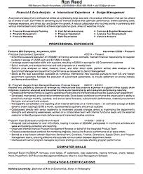 Resume Writing Samples by Resume Writing Samples