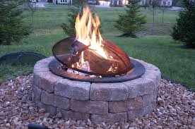 patio landscaping ideas plan your fire pit design gardening