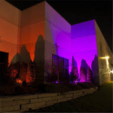 Colored Landscape Lighting Colored Outdoor Flood Lighting Outdoor Lighting