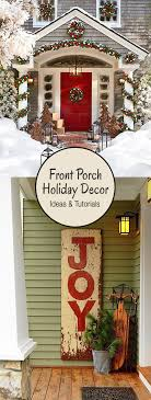 creative ways to decorate your front porch for the front