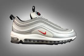 nike air silver 2018 mens nike air max 97 silver bullet restock for sale cheap price