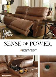 Red Recliner Sofa Marchella Leather Dual Power Reclining Sofa Red Recliner Sale