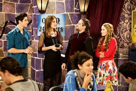A Place Wiki Late Nite Bite Wizards Of Waverly Place Wiki Fandom Powered By
