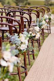 Burlap Wedding Aisle Runner 88 Best Pew Ends Aisle Decorations Images On Pinterest
