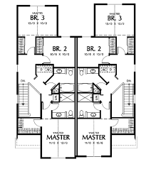 traditional style house plan 3 beds 2 50 baths 1452 sq ft plan