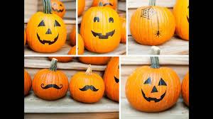 creative halloween pumpkin decorating ideas youtube