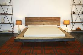 Mattress For Platform Bed 51 Platform Bed Designs And Ideas Ultimate Home Ideas
