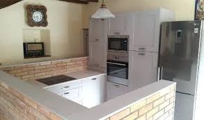 plan de travail cuisine carrelé plan de travail beton et marvelous plan travail cuisine 3 cuisine