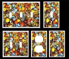 ebay stained glass ls colorful glass marbles light switch cover plate ebay