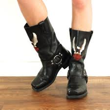 womens size 12 harley davidson boots best harley davidson vintage motorcycles products on wanelo