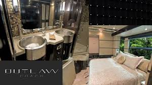 motor home interiors awesome prevost luxury rv for at motor home specialist interior
