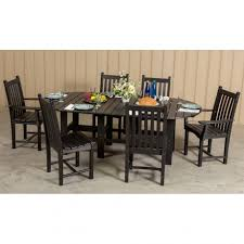 amish made dining patio sets pinecraft com u2022 9 piece patio