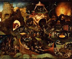 13 renaissance paintings of hell that are deeply disturbing