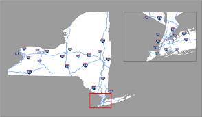 Interstate 19 Wikipedia List Of Interstate Highways In New York Wikipedia