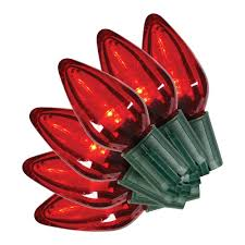 Red Lighting Novelty Lights Christmas Lights The Home Depot