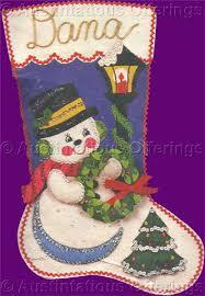 felt applique embroidery kits misc crafts