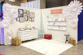 photo booth diy trade show inspiration tartine paperie diy paper flowers