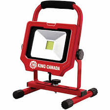 cat rechargeable led work light costco king canada 20w led work light 2400 lumen