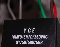 ceiling fan speed switch repair