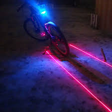 bicycle waterproofs aliexpress com buy 5led 2laser bike lights new waterproof