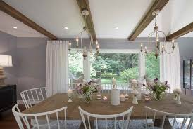 Living Room Window Treatments For Large Windows - dinning dining room window treatment ideas window valances bedroom