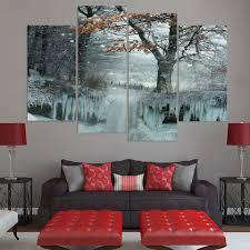 online get cheap wall art frozen aliexpress com alibaba group