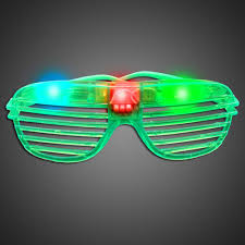 party sunglasses with lights extreme glow lighted party sunglasses