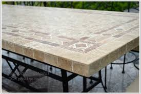 ceramic tile top patio table ceramic tile outdoor patio table tiles home decorating ideas ceramic