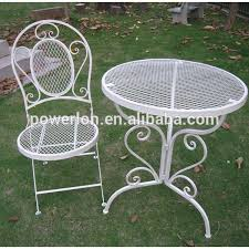 Mesh Patio Table Steel Mesh Outdoor Furniture Steel Mesh Outdoor Furniture