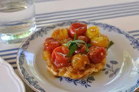 cuisine de provence tarte tatin aux tomates picture of cuisine de provence cooking