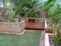 exterior magnificent garden and exterior decoration design ideas