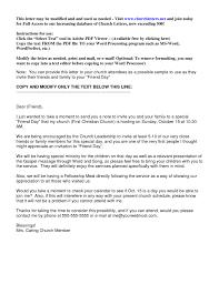 invitation letter for event sle ideas sle invitation