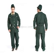 costumes for men army soldier costumes men costumes officer