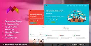 html header design online marketing html5 pages page builders templates vip