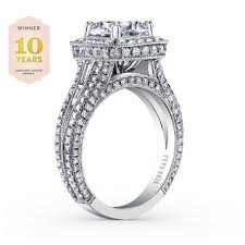 engagement rings images Captivating designer diamond engagement rings by kirk kara png