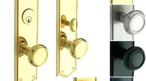 Exterior Door Hardware Sets Entry Door Knobs Sets Antler Door Knobs Door Handle For Entry Door