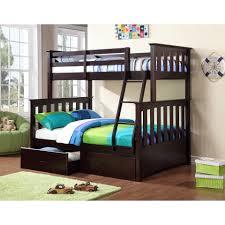 Linon Bunk Bed Bunk Loft Beds Wayfair Bed With Storage Loversiq
