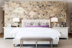 Bedroom Walls Design Bedrooms That Celebrate The Textural Brilliance Of Walls