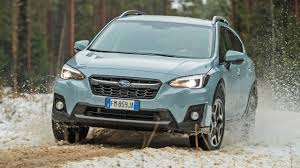 small subaru car subaru xv review top gear