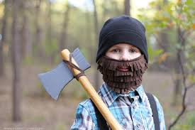 Chop Chop Halloween Costume Halloween Costume Ideas Lumberjack Beard Axe
